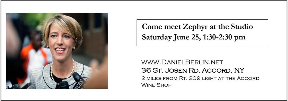 Zephyr Teachout Campaign Fundraiser