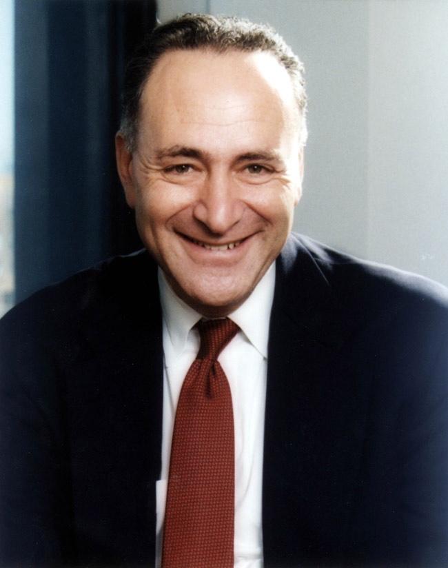 Charles Schumer U.S. Senator